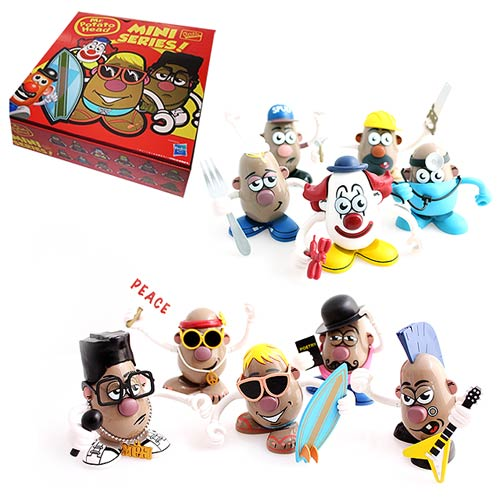 Mr. Potato Head 3-Inch Random Figure Series 1 Case