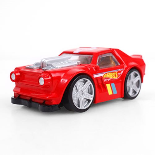 Hot Wheels Night Shifter Action Vinyl Figure