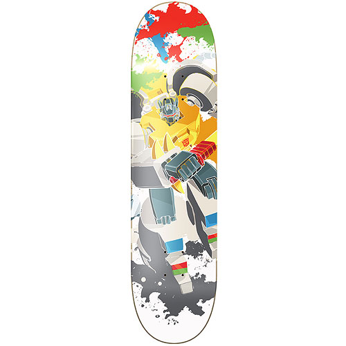 Transformers Grimlock Skateboard Deck