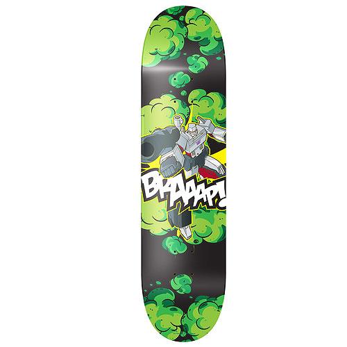 Transformers Megatron Braaap! Skateboard Deck