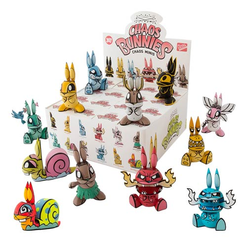 See All Loyal Subjects Chaos Bunnies Merchandise