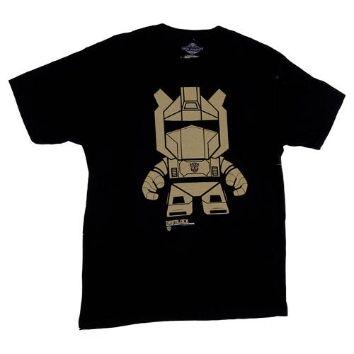 Transformers Grimlock Black T-Shirt