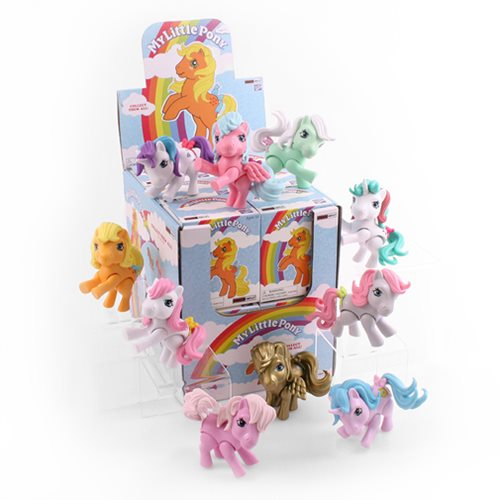 My Little Pony 3-Inch Series 1 Mini-Figure Display Case