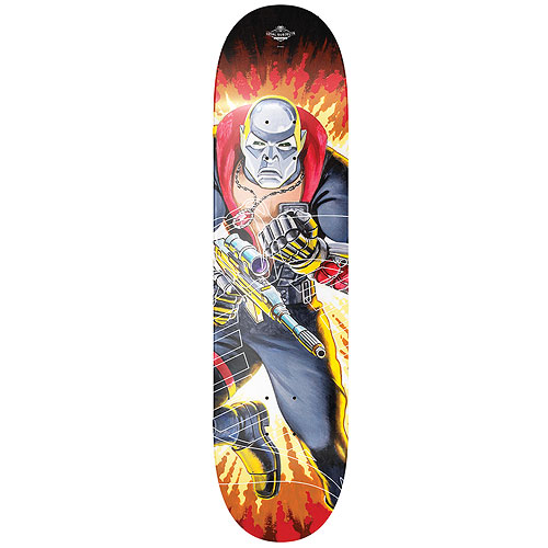 G.I. Joe Destro Skateboard Deck