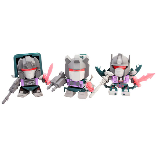 Transformers Shattered Glass Evil Dinobot Figure 3-Pack
