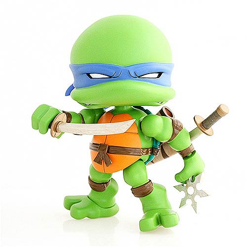 TMNT Leonardo Regular Edition 8-Inch Action Vinyl Figure