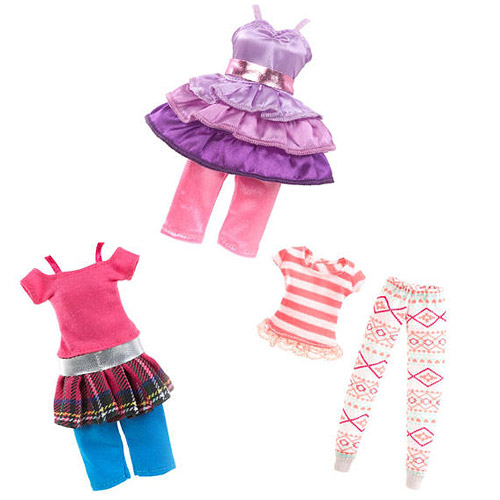 Moxie Girlz Doll Fashion Pack Set