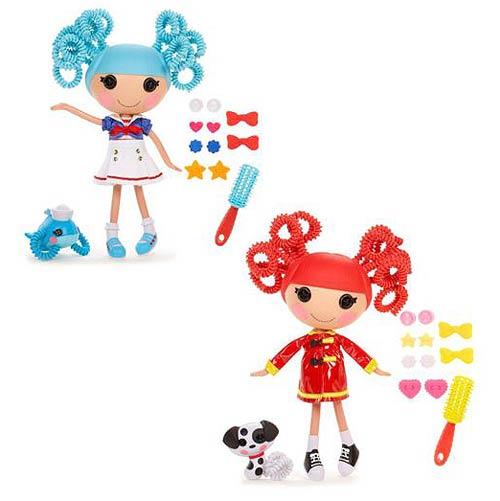 Lalaloopsy Silly Hair Doll Set