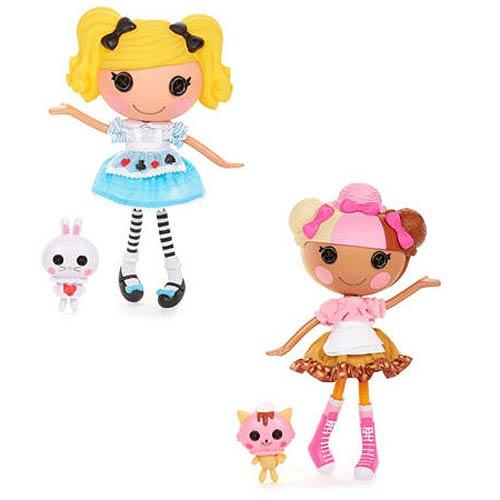Lalaloopsy Rag Doll Wave 1 Set