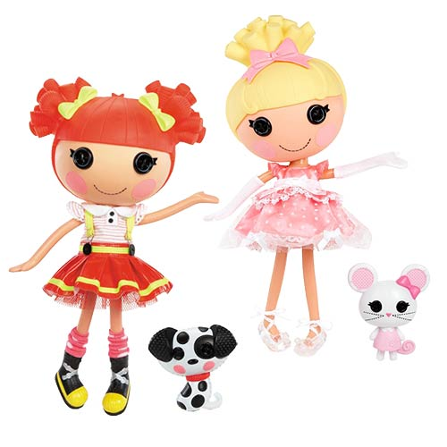 Lalaloopsy Rag Doll Wave 2 Set