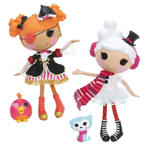 Lalaloopsy Rag Doll Series 2 Wave 5 Set