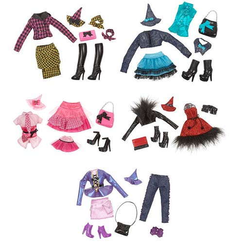 Bratz Bratzillaz Doll Fashion Pack Set