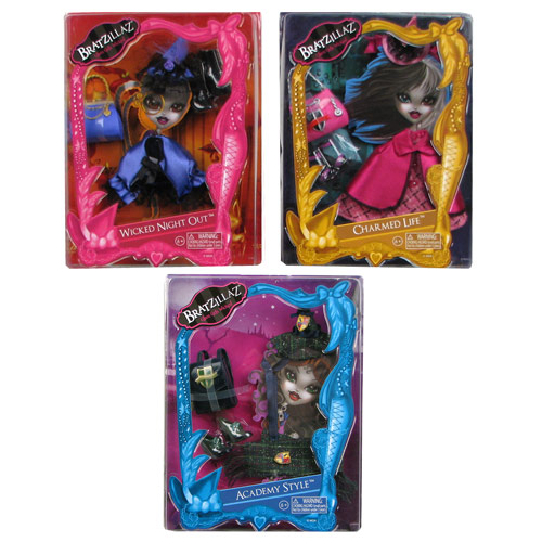Bratz Bratzillaz Doll Accessory Pack Set