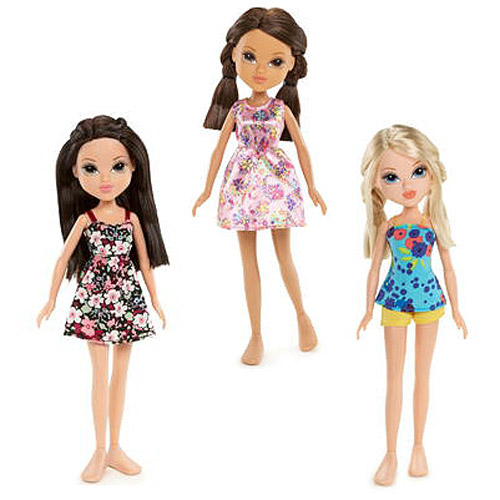 Moxie Girlz Sweet Petals Doll Set