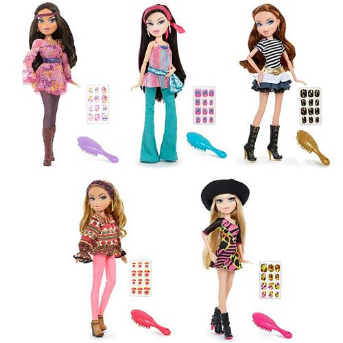 Bratz Totally Polished Doll Case