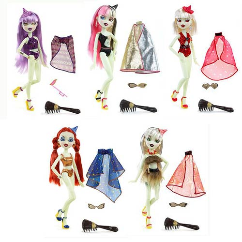 Bratz Bratzillaz Midnight Beach Doll Wave 1 Case
