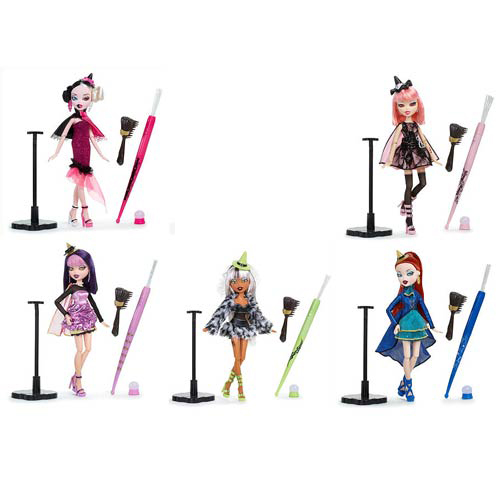 Bratz Bratzillaz Magic Night Out Doll Wave 1 Case