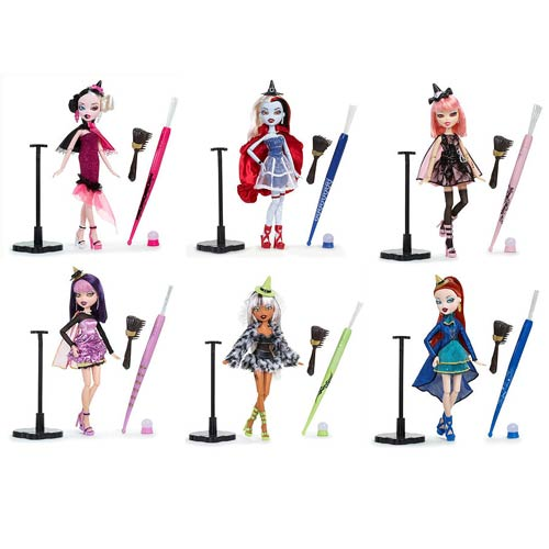 Bratz Bratzillaz Magic Night Out Doll Wave 2 Case