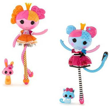 Lalaloopsy Lala-Oopsie Large Rag Doll Wave 1 Set