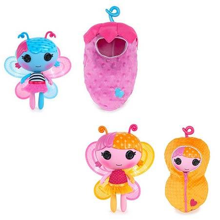 Lalaloopsy Littles Lala-Oopsie Rag Doll Wave 1 Set