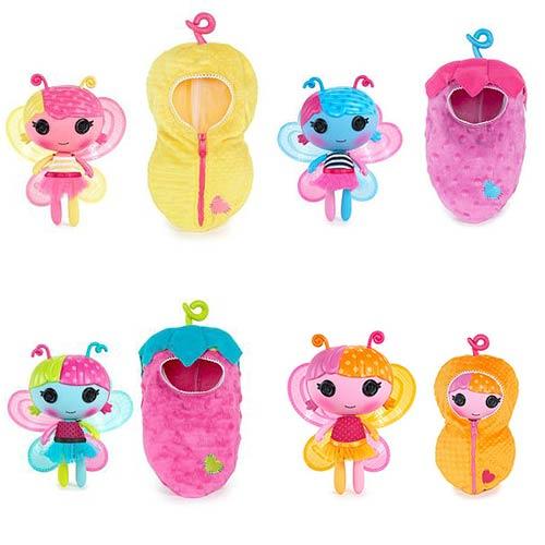 Lalaloopsy Littles Lala-Oopsie Rag Doll Wave 2 Set