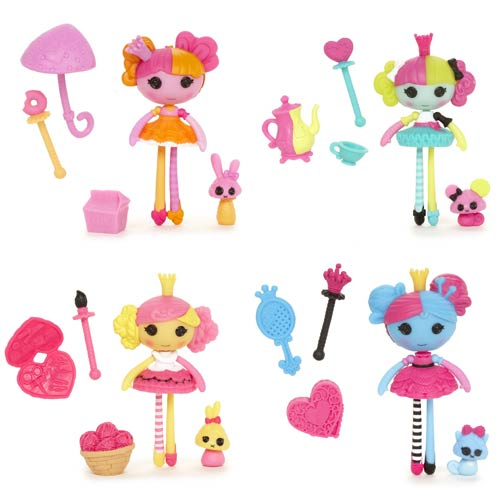 Lalaloopsy Mini Lala-Oopsie Doll Set
