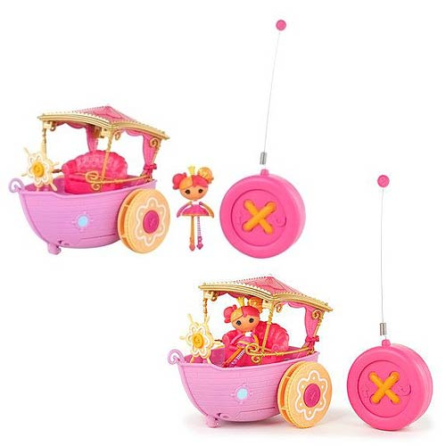 Lalaloopsy Mini Lala-Oopsie Remote Control Boat Set