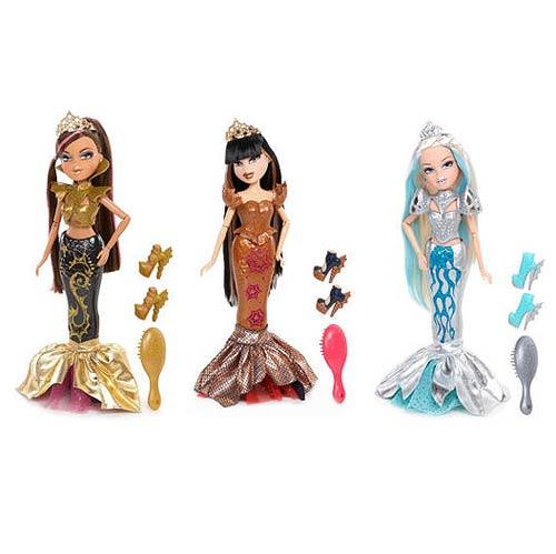 Bratz Sea Stunnerz Dolls Case