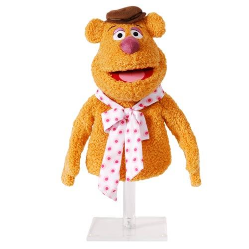 Muppets Fozzie Bear Hand Puppet