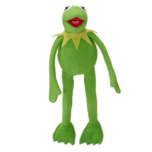 Muppets Kermit the Frog 9-Inch Plush