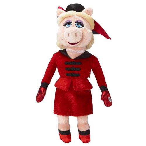 Muppets Miss Piggy 9-Inch Plush