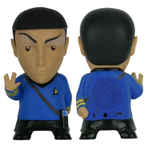 Star Trek Mr. Spock Bluetooth Speaker