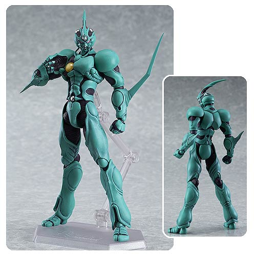 Guyver Bioboosted Armor Figma Action Figure