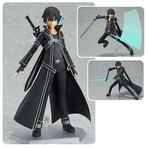 Sword Art Online Krito Figma Action Figure