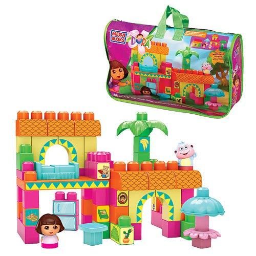 Mega Bloks Dora the Explorer Dora's House
