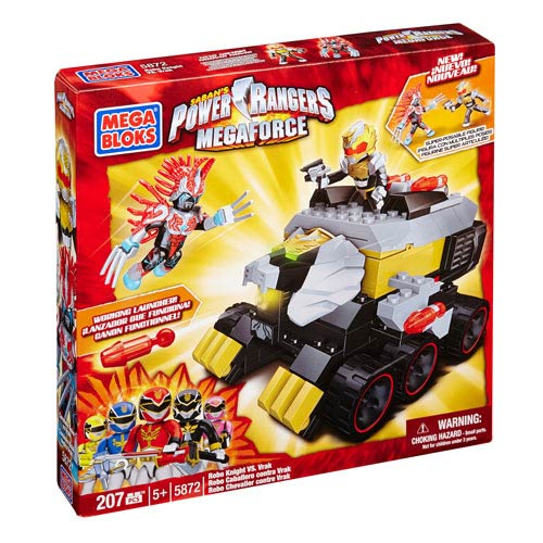 Mega Bloks Power Rangers Megaforce Showdown Series 1