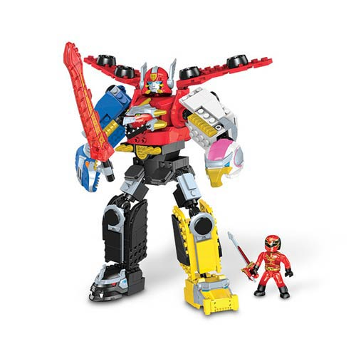 Mega Bloks Power Rangers Megaforce Gosei Great Megazord