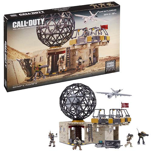 Mega Bloks Call of Duty Dome Battleground Playset
