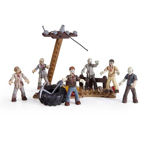 Mega Bloks Call of Duty Zombie Mob Playset