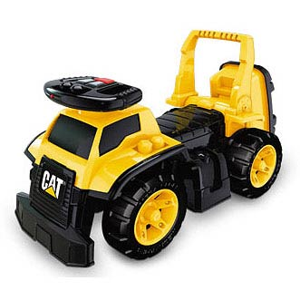 Mega Bloks CAT 3-in-1 Ride-On Truck Vehicle