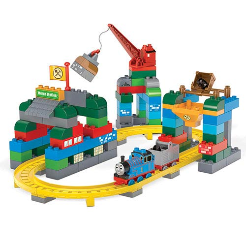 Mega Bloks Thomas the Tank Engine Deluxe Starter Playset