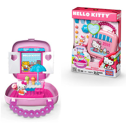 Mega Bloks Hello Kitty Small Case Assortment Case