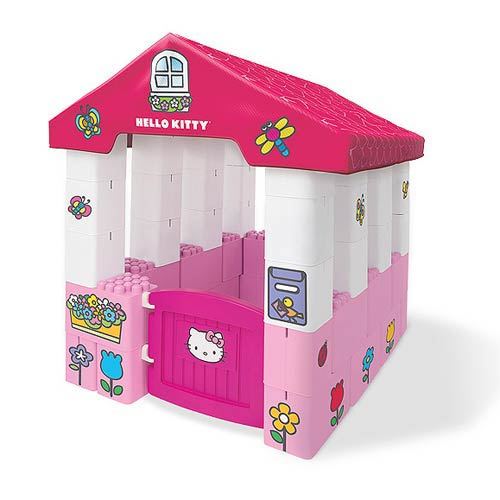 Mega Bloks My Hello Kitty House Playset
