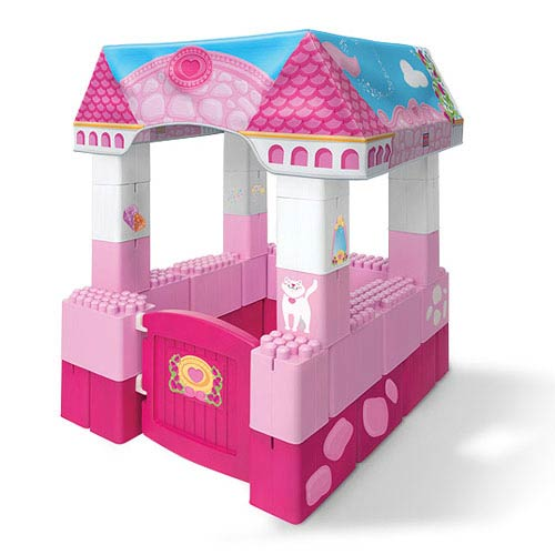 Mega Bloks My Fairytale Castle Playset