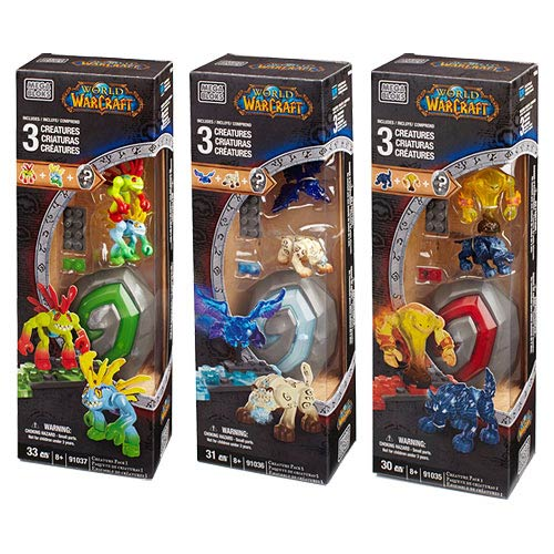 Mega Bloks World Warcraft Creature Collectibles Ser. 2 Case