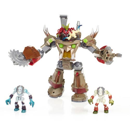 Mega Bloks World of Warcraft Goblin Shredder Vehicle