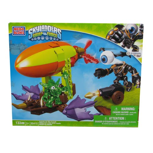 Mega Bloks Skylanders Giants Series 4 Case
