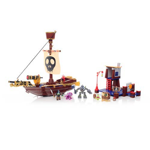 Mega Bloks Skylanders Giants Crusher's Pirate Quest Set