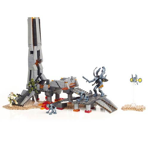 Mega Bloks Halo Cauldron Clash Playset