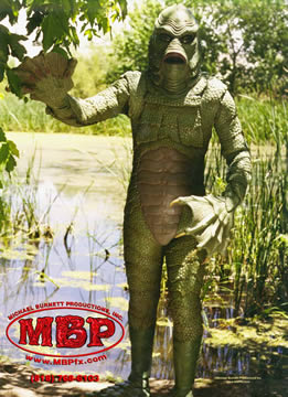 Creature/Black Lagoon Replica